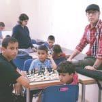 طلاب دورات الشطرنج بالجماهيري مستمرون في التألق