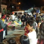 الجماهيري ينظم سلسلة أمسيات رمضانية في أحياء المدينة