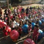 حفلة بحارتنا في حي عين إبراهيم بمشاركة واسعة من الأهالي