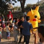 فعاليات تعليمية ثقافية - بعد عين إبراهيم اليوم في متنزه سويسة