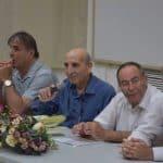 """الجماهيري يحتضن أمسية أدبية لإشهار المجموعة الشعرية """"أنا والبحر"""" للدكتور حسام مصالحة"""
