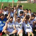 الجماهيري يشارك في دوري كرة قدم قطري في دالية الكرمل بخمسة فرق من مدارس المدينة
