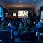 الجماهيري ينظم سلسة عروض سينمائية ترفيهية لطلاب المدارس