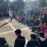 قسم الشبيبة بالمركز الجماهيري ينظم يوم علوم في مدرسة الأخوة