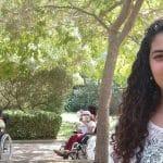 الجماهيري: تكريم المتطوعة نور محمود جبارين على عطائها الكبير المتواصل