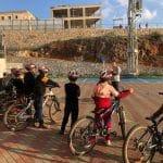 الجماهيري: إفتتاح دورات لركوب الدراجات الهوائية