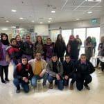 وحدة التطوع والتداخل الاجتماعي تعقد معرض بذور الأول لمراكز تطوع طلاب الثانويات