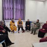 الجماهيري: إختتام دورة مهارات حياتية لجمهور النساء