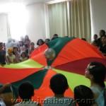 انطلاق مخيم الفنون للطفولة المبكرة