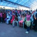 يوم ترفيهي بالواحة لطلاب مخيم الربيع 2013