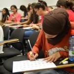 المركز الجماهيري يبعث بنخبة من طلاب المدينة للجامعة العبرية