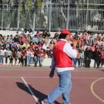 الجماهيري ينظم مسابقات وفعاليات ترفيهية لأهالي حي المحاجنة