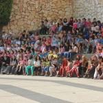 الجماهيري ينظم مسابقات وفعاليات ترفيهية لأهالي حي واد النسور