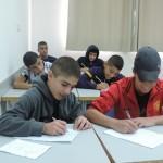 لأول مرة بسيخومتري لصف السادس، الجماهيري يفتتح دورات البسيخومتري لطلاب صفوف السادس، السابع، الثامن والتاسع