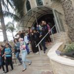 إجتماع طارئ للقيادات الشبابية إثر محاولة إحراق مسجد حي عراق الشباب
