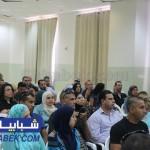 الجماهيري يستقبل مركزي التربية الإجتماعية في مدارس الوسط العربي