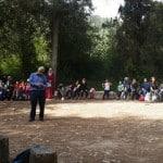 إنطلاق مخيم الربيع 2015 بالجماهيري بفعاليات شيقة