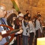جوقة الجماهيري تشارك في مهرجان سبسطية الثقافي