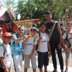 أسبوع فعاليات حافل بالمخيم الصيفي بالمركز الجماهيري