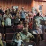 """جوقة الجماهيري تتألق في """"سوبر ستار"""" المرحلة الثانية من مهرجان ومسابقة الأغنية العربية 2015"""
