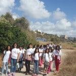 الجماهيري يشارك في فعالية أكبر سلسة قراء في تل السمك