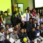 طلاب مشروع נטע@ام الفحم يحتفلون بافتتاح السنة الجديدة لمشروعهم