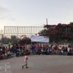 حفلة بحارتنا تواصل زيارة الأحياء وتنظيم الفعاليات في مركز العلوم وحي الشرفة