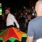 الجماهيري ينظم مسيرة رمضانية في حي الشاغور