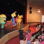 حفل ترفيهي للأطفال والعائلات في ثالث أيام عيد الفطر