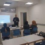 الجماهيري يفتتح دورة ياعيل (اللغة العبرية) للطلاب الراغبين بالإلتحاق بالجامعات