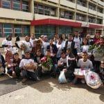 """الجماهيري يشرف على فعاليات """"يوم الأعمال الخيرية"""" الذي إنطلق صباح اليوم"""