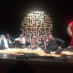 فوز مسرحية الخازوق في مهرجان تسافتا – تل أبيب