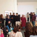 قسم الشبيبة بالجماهيري يستقبل وفد من المفتشين في زيارة للمراكز الثقافية