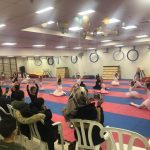الجماهيري – يوم مفتوح وعرض إحتفالي لأهالي وطلاب دورة الباليه