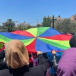 القادة الشباب بالمركز الجماهيري ينظمون حفل تخريج لطلاب مدرسة المجد