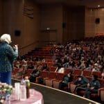 """الجماهيري ينظم مؤتمراً لجمهور لطالبات بعنوان """"كوني ملهمة"""""""